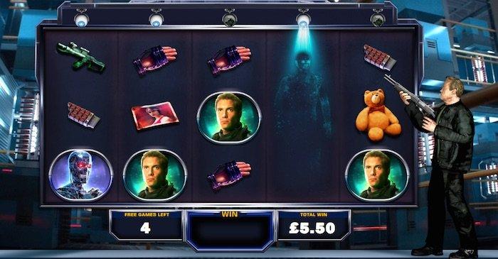 New Mobile Slot Terminator Genisys