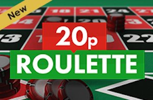 20p online roulette game