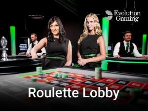 Mobile Roulette Lobby