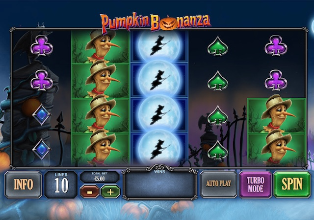 Wolf Hunters is the best Halloween slot game of 2018