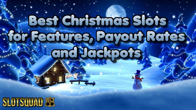 Best online slots and casino games to play at Christmas