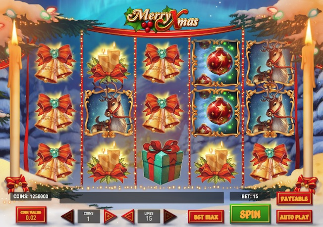 Merry Xmas Slot Play'n Go
