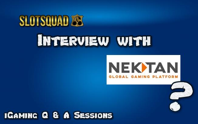 Slotsquad interview with casino developer Nektan