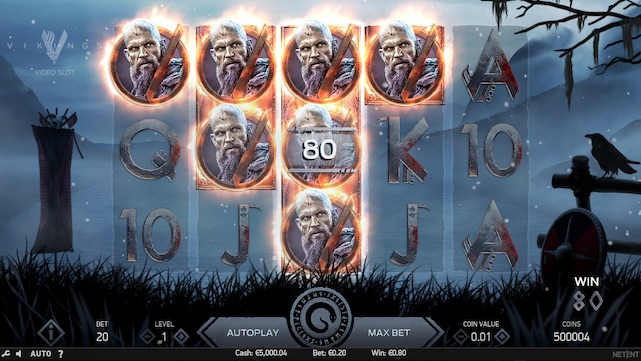 NetEnt Vikings Slot