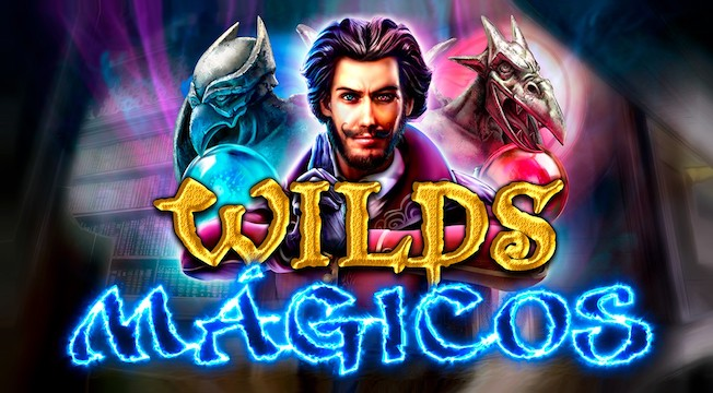 The Magic Wilds Slot by Red Rake Gaming