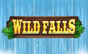 Wild Falls Slot Logo