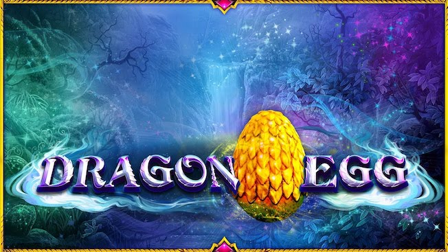 Dragon Egg from APEX is an extremely engaging jackpot slot machine