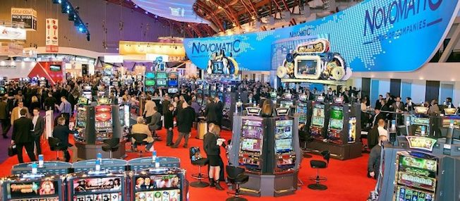 Huge events such as ICE totally gaming promote online casino sites, games and gambling technologies