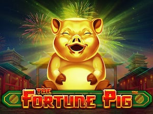 Fortune Pig Slot iSoftBet Game Logo