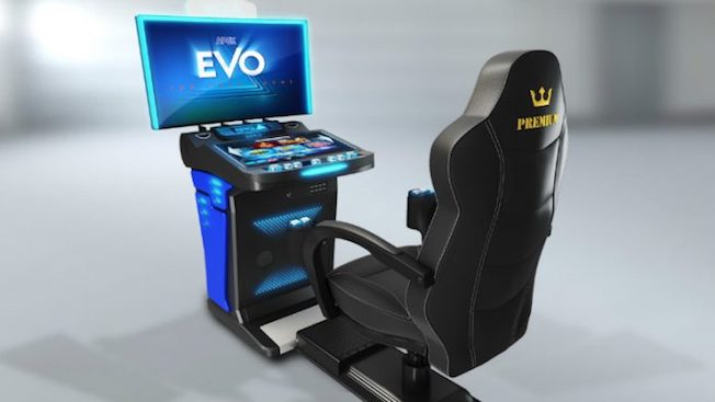Apex Gaming build VIP gaming machines like the EVO Premium Lounge Games<br /></noscript>