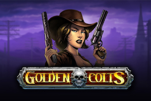 Play'n Go Golden Colts Slot Logo