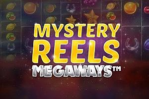 Mystery Reels MegaWays Slot Logo