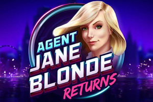 Agent Jane Blonde Returns Slot