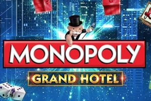 SG Gaming Monopoly Grand Hotel Game