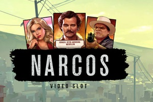 Narcos Online Slot from NetEnt
