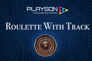 European Roulette with Track by Playson