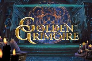 NetEnt Golden Grimoire Video Slot