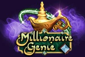 Random Logic Millionaire Genie Progressive Jackpot