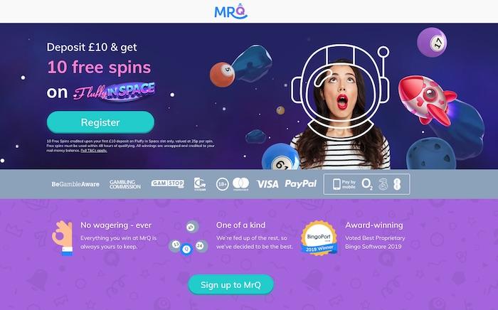 mrq.com Screenshots