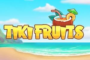 Tiki Fruits Jackpot Red Tiger Gaming
