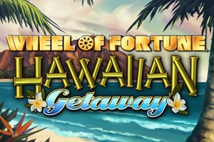 """IGT Wheel of Fortune Hawaiian Getaway Slot"