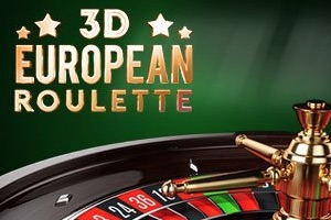 3D European Roulette at Mr Play