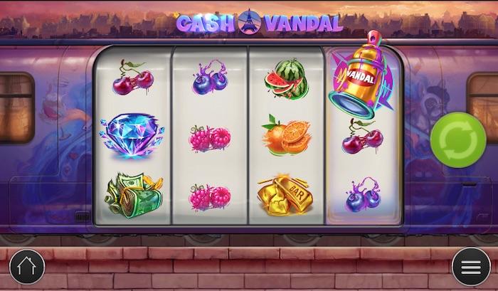 Cash Vandal Review Gameplay Screenshot