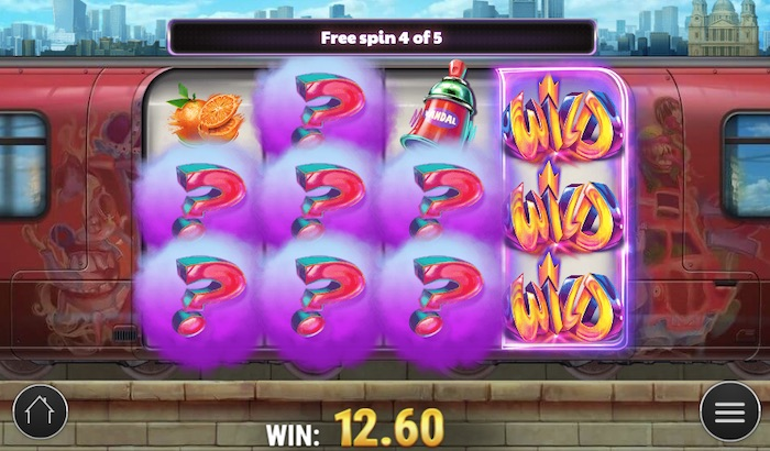 Cash Vandal Slot Features Include City Bonuses and Free Spins