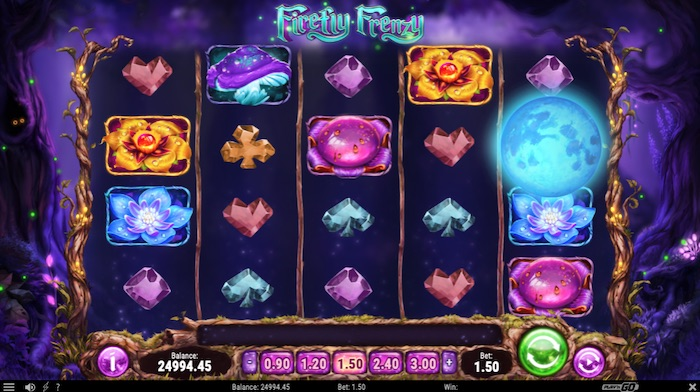 Firefly Frenzy Review Screenshot