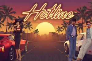 NetEnt Hotline Video Slot