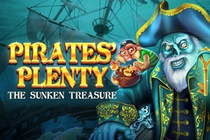 Pirates Plenty: The Sunken Treasure Slot by Red Tiger Gaming