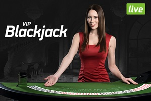 Evolution Gaming Fortune VIP Blackjack Live