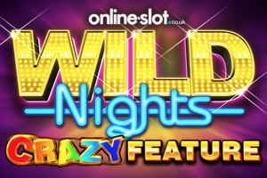 Ainsworth Wild Nights Crazy Feature Slot