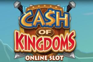 Microgaming Cash of Kingdoms Slot Game