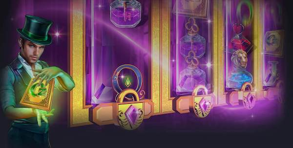 Book of Oz Lock n Spin is one of the best slots at Grosvenor