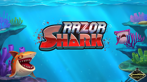 Some of the best Casumo slots include Razor Shark by Push Gaming