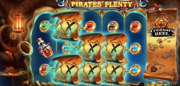 Pirates Plenty: The Sunken Treasure