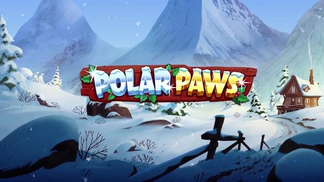 Quickspin Polar Paws Christmas Slot