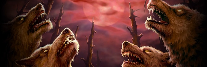 NetEnt's The Wolfs Bane is one of top games for Karamba free spins