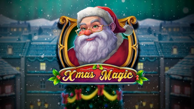 Play'n Go Xmas Magic Festive Casino Game