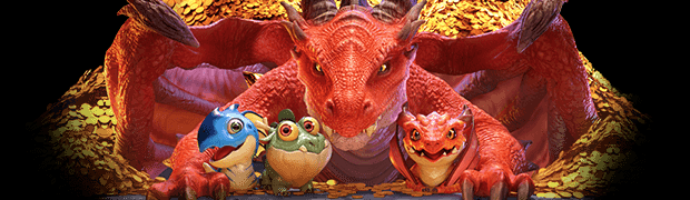 New Easter slot game - Dragon Hatch