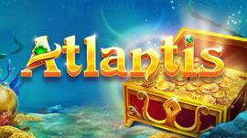 Atlantis Slot Red Tiger