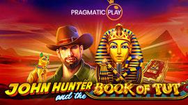 John Hunter and the Book of Tut Slot Pragmatic Play