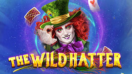 Red Tiger The Wild Hatter Slot Game