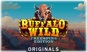 Buffalo Wild Online Slot Free Spins Edition