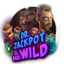 Dr Jackpot and Mr Wild Online Slot