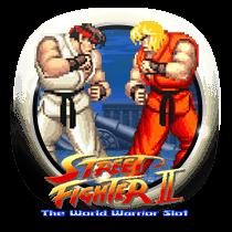 Street Fighter II Slot Game