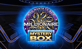 Who wants to be a Millionaire Mystery Box Casino Game