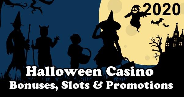 Halloween Slots and Casino Bonuses