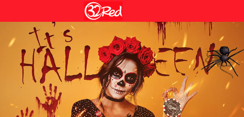 32 Red Casino Promotions this Halloween
